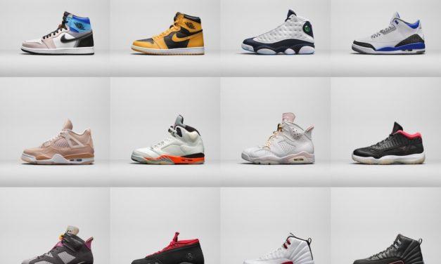 Air Jordan Fall 2021 Collection Release Date