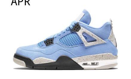 Nike Air Jordan 4 Retro Europe