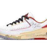 Off-White x Air Jordan 2 Low DJ4375-106 Release Date