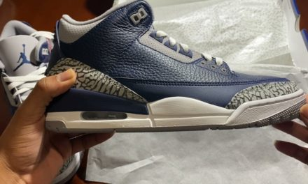 FREE GIVEAWAY AT 50 SUBSCRIBERS!! Unboxing the Air Jordan 3