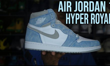 UNBOXING THE BEST AIR JORDAN 1 I'VE SEEN THIS YEAR! I NEED