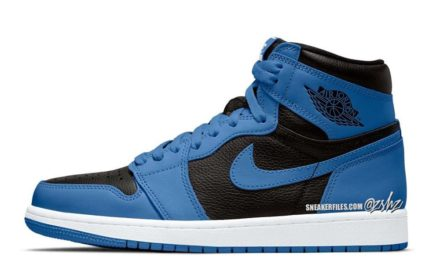 Air Jordan 1 Dark Marina Blue 555088-404 Release Date