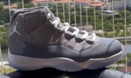 Air Jordan 11 Cool Grey CT8012-005 2021 Release Date
