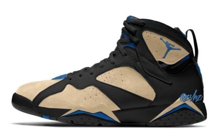 Air Jordan 7 Sapphire DJ2636-204 Release Date