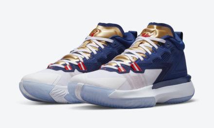 Jordan Zion 1 USA DA3130-401 Release Date