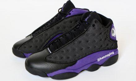 Air Jordan 13 Court Purple DJ5982-015 Release Date