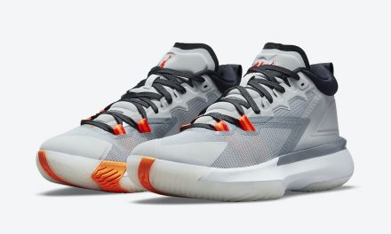 Jordan Zion 1 Light Smoke Grey DA3130-008 Release Date