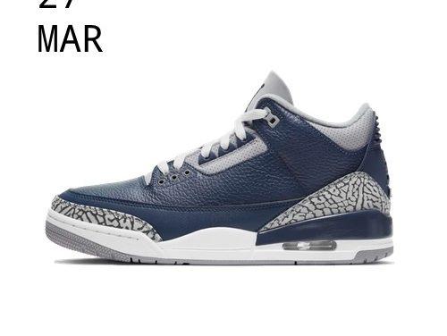 Nike Air Jordan 3 Retro Europe