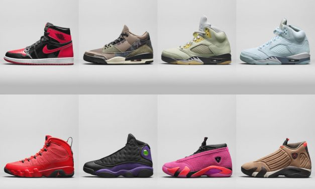 Air Jordan Holiday 2021 Collection Release Date